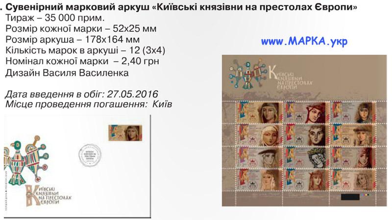 лист киевские княгини