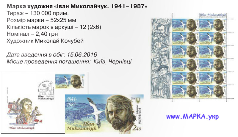 марка Миколайчук