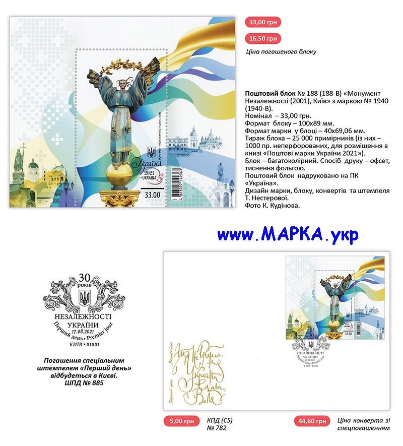 блок день независимости 2021 КПД украина