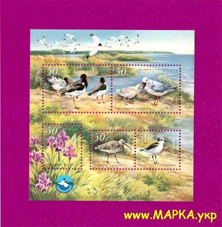 2002 блок Фауна Черноморский заповедник Украина