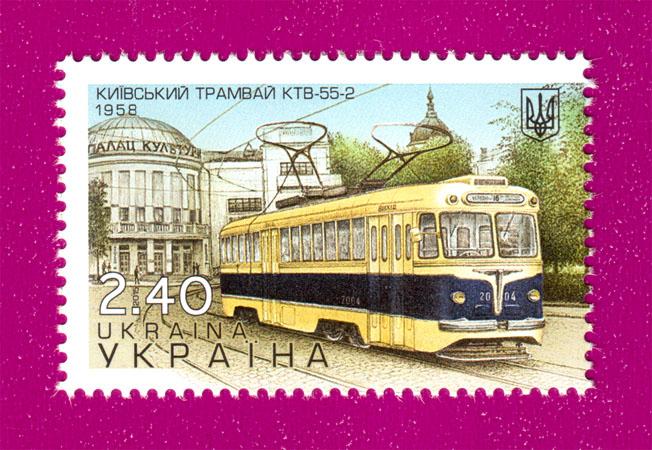 2015 N1435 марка Транспорт Трамвай Украина