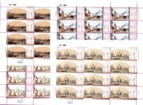 2003 листы комплект Живопись Храмы