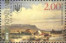 2012 марка Шевченко 2-00 Украина