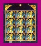 2013 лист Рождество